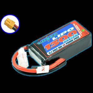 Voltz 1300mah 11.1v 30c Lipo Battery W/XT60