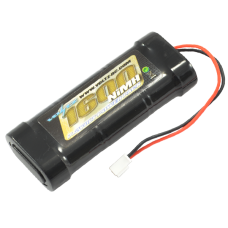 VOLTZ 1600mAh 7.2V NiMH STICK PACK BATTERY 6 CELL W/MICRO CONNECTOR