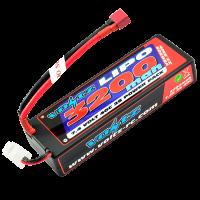 VOLTZ 3200mAh 2S 7.4V 40C HARD CASE LiPo STICK PACK BATTERY