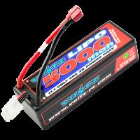 VOLTZ 5000mAh 3S 11.1V 50C HARD CASE LiPo BATTERY
