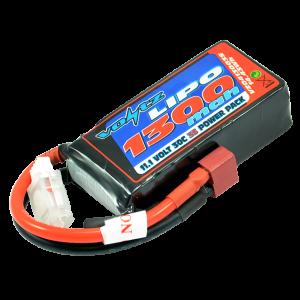 1300mAh 3s 11.1v 30C LiPo Battery