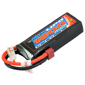 1800mAh 3s 11.1v 30C LiPo Battery