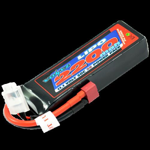 2200mah 4s 14.8v 30C LiPo Battery