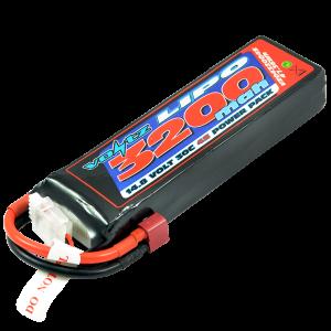 3200mAh 4s 14.8v 30C LiPo Battery