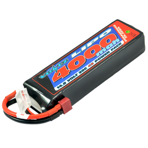 4000mah 4s 14.8v 30C LiPo Battery